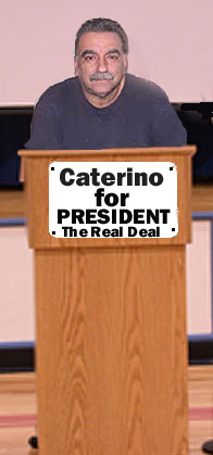 Caterino for President 2012